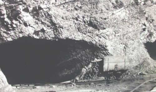 撫順炭鉱鉱夫