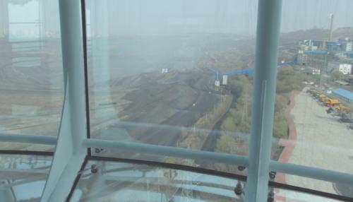 西露天鉱参観台タワー