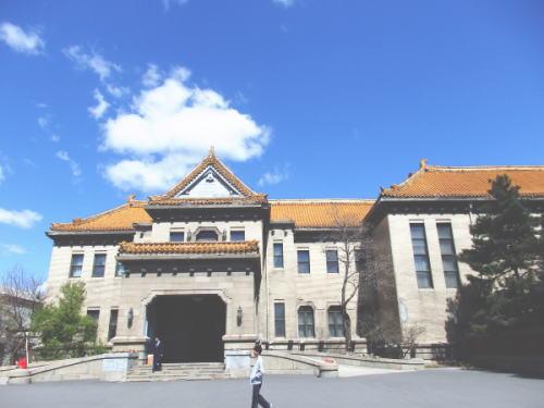 偽満皇宮博物院 同徳院
