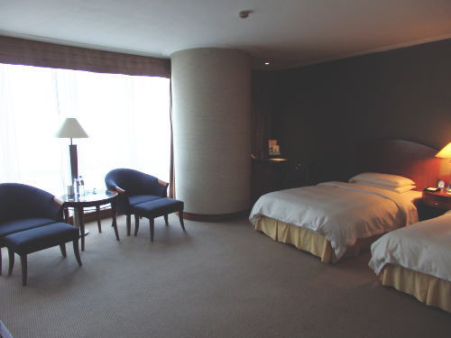 ホテルニッコー大連 客室
