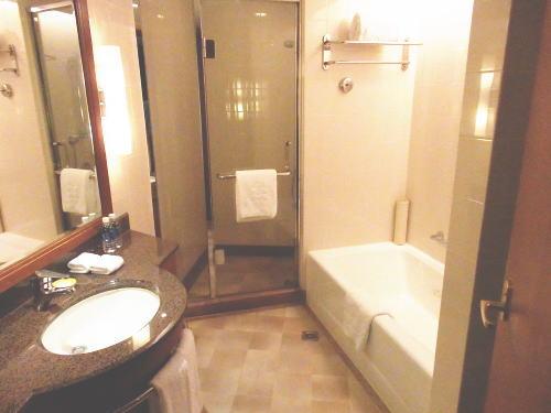 ホテルニッコー大連 バスルーム