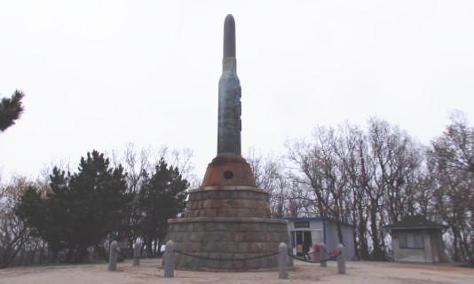 203高地 記念碑
