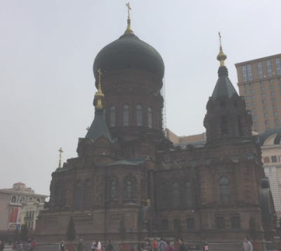 聖ソフィア大聖堂
